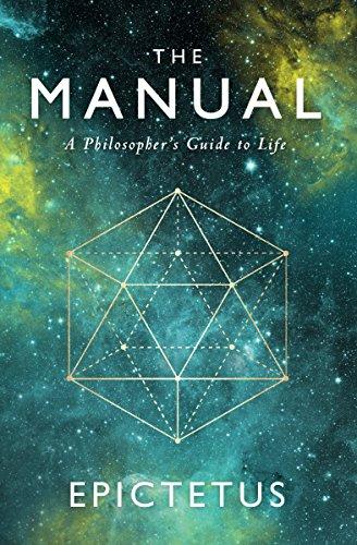 Epictetus The Manual Book Cover