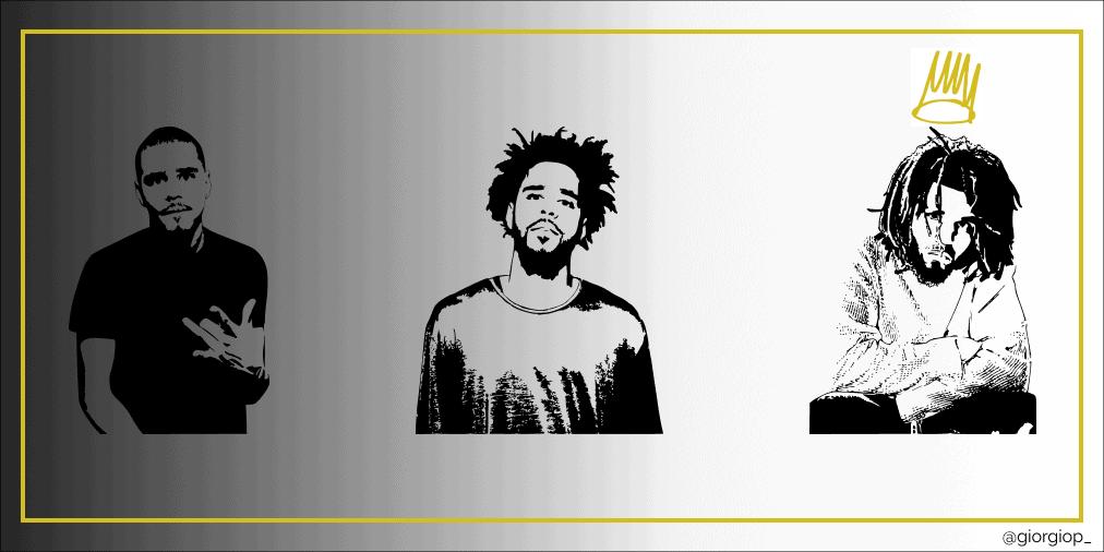 The evolution of J.Cole