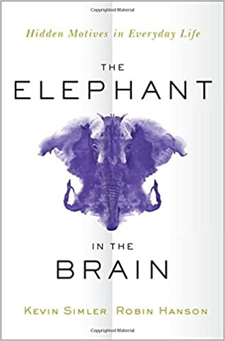 Elephant in the Brain Book Cover