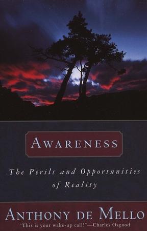 Awareness - Anthony De Mello Book Cover